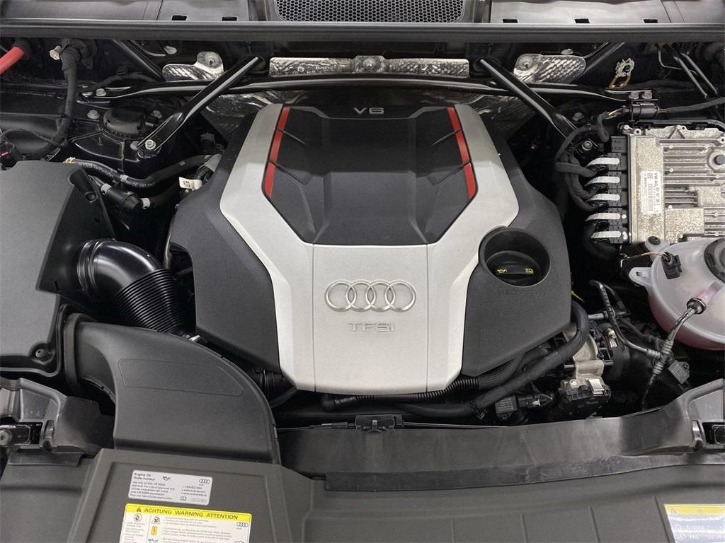 Used 2018 Audi SQ5 3.0T Premium Plus for sale $45,499 at Gravity Autos Marietta in Marietta GA 30060 47