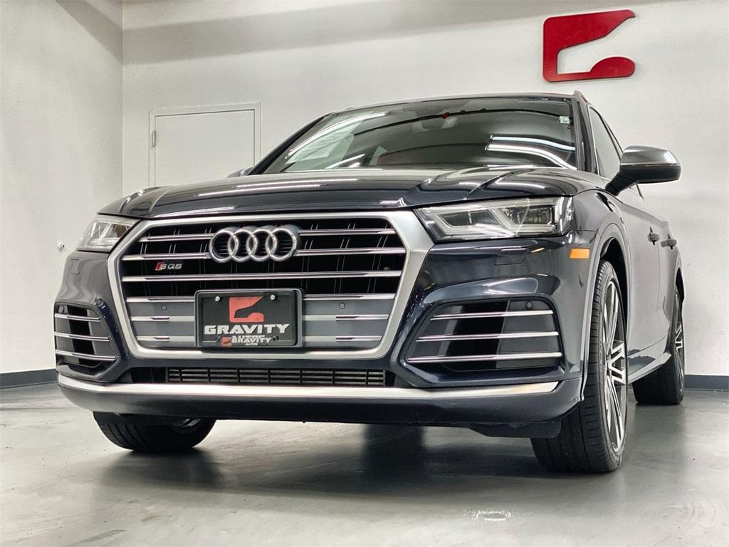 Used 2018 Audi SQ5 3.0T Premium Plus for sale $45,499 at Gravity Autos Marietta in Marietta GA 30060 5