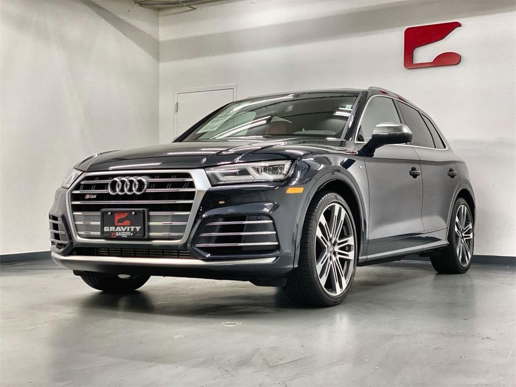 Used 2018 Audi SQ5 3.0T Premium Plus for sale $45,499 at Gravity Autos Marietta in Marietta GA 30060 6