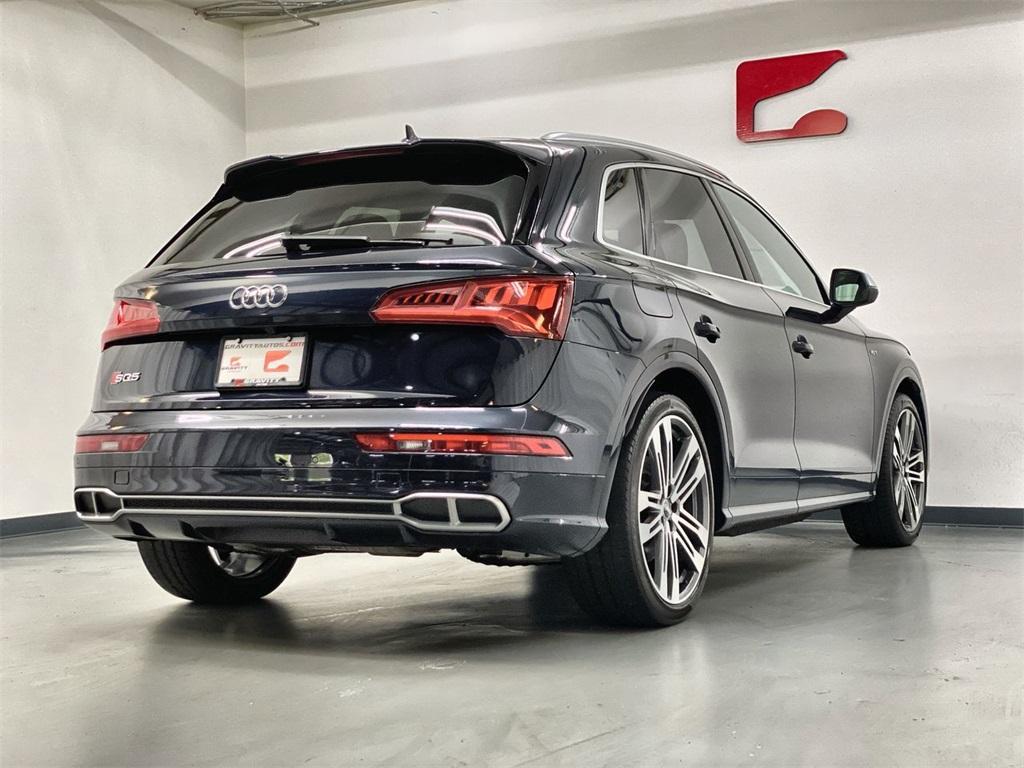 Used 2018 Audi SQ5 3.0T Premium Plus for sale $45,499 at Gravity Autos Marietta in Marietta GA 30060 9