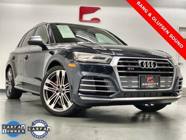 Used 2018 Audi SQ5 3.0T Premium Plus for sale $45,499 at Gravity Autos Marietta in Marietta GA