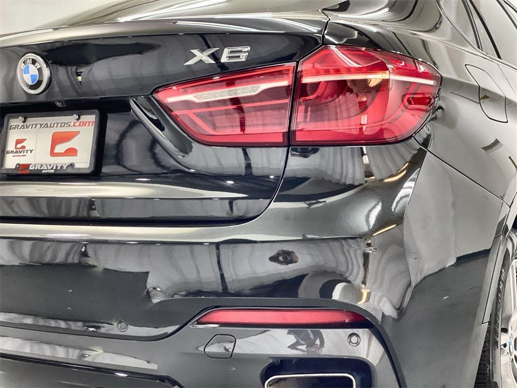 Used 2018 BMW X6 xDrive50i for sale $54,499 at Gravity Autos Marietta in Marietta GA 30060 11