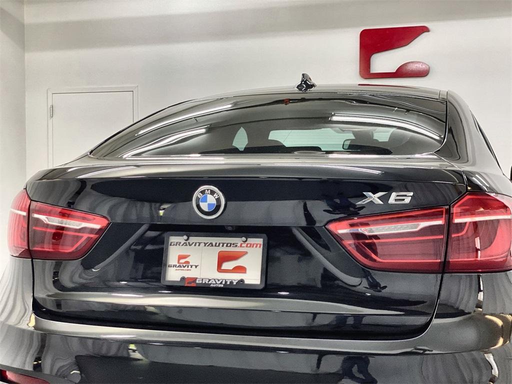 Used 2018 BMW X6 xDrive50i for sale $54,499 at Gravity Autos Marietta in Marietta GA 30060 12
