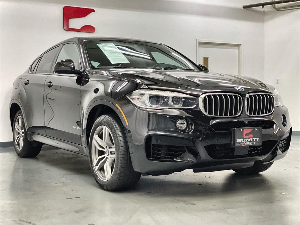 Used 2018 BMW X6 xDrive50i for sale $54,499 at Gravity Autos Marietta in Marietta GA 30060 2