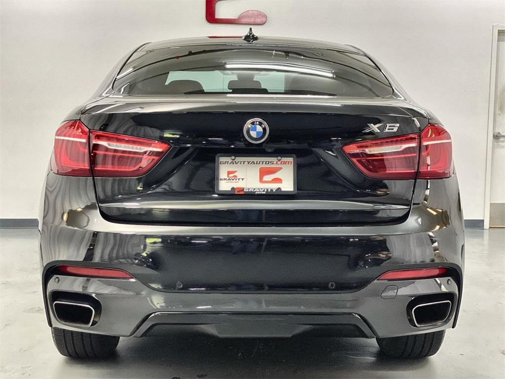 Used 2018 BMW X6 xDrive50i for sale $54,499 at Gravity Autos Marietta in Marietta GA 30060 8