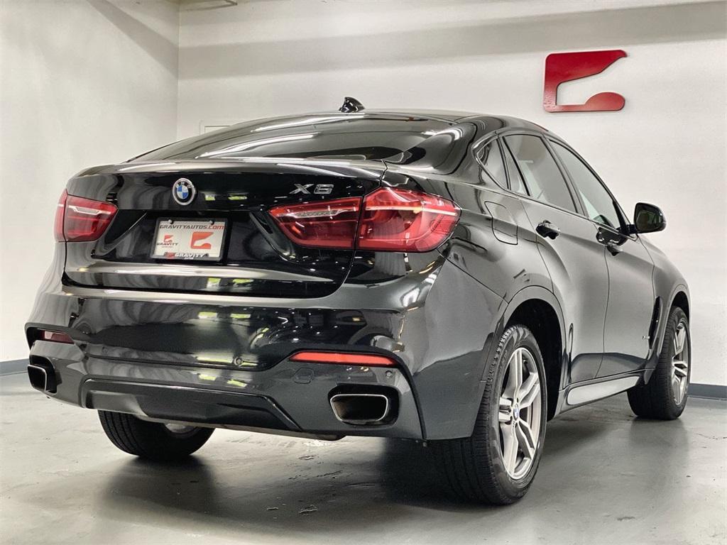 Used 2018 BMW X6 xDrive50i for sale $54,499 at Gravity Autos Marietta in Marietta GA 30060 9