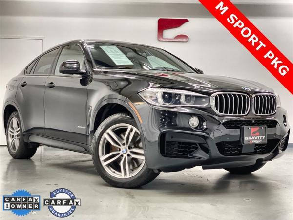Used 2018 BMW X6 xDrive50i for sale $51,888 at Gravity Autos Marietta in Marietta GA
