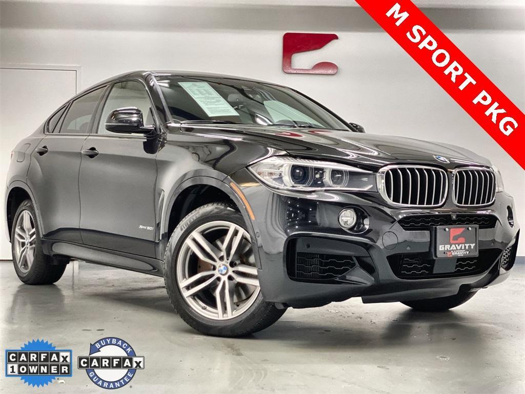 Used 2018 BMW X6 xDrive50i for sale $54,499 at Gravity Autos Marietta in Marietta GA 30060 1