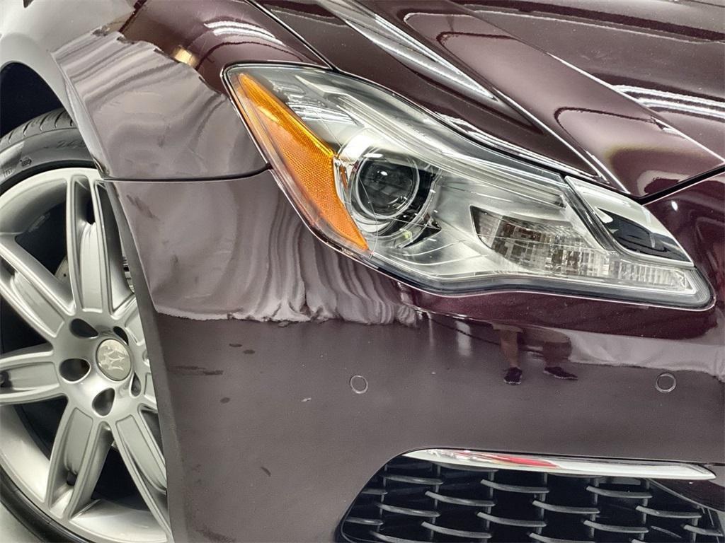 Used 2017 Maserati Quattroporte S Q4 GranLusso for sale $49,999 at Gravity Autos Marietta in Marietta GA 30060 10