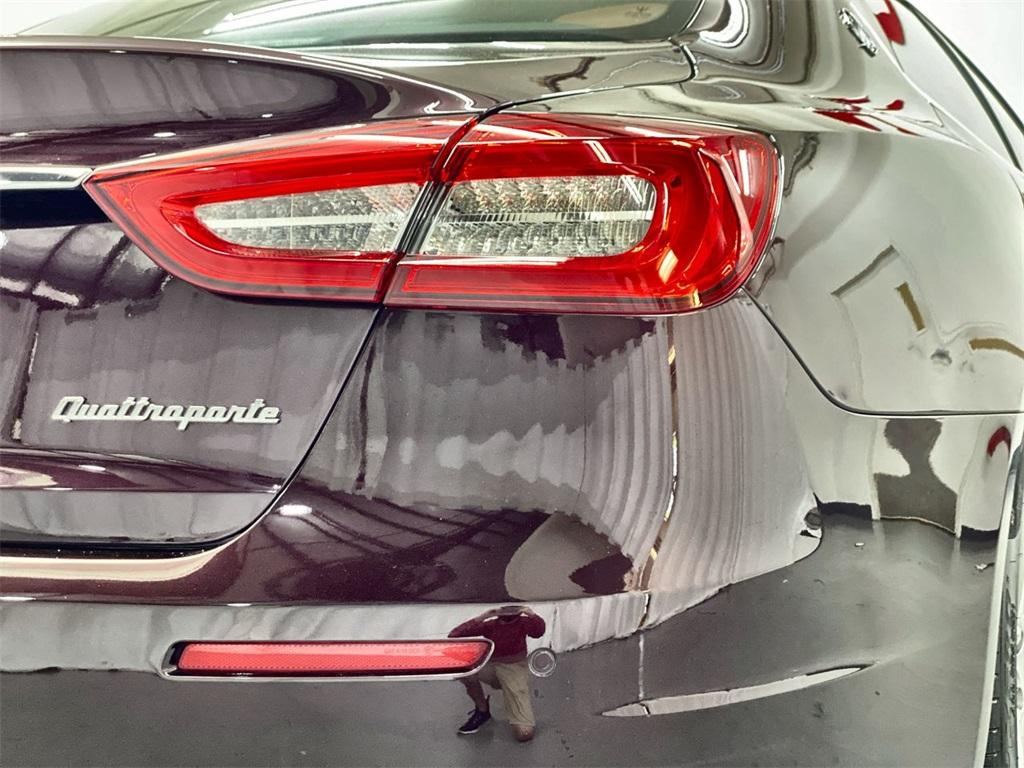 Used 2017 Maserati Quattroporte S Q4 GranLusso for sale $49,999 at Gravity Autos Marietta in Marietta GA 30060 11