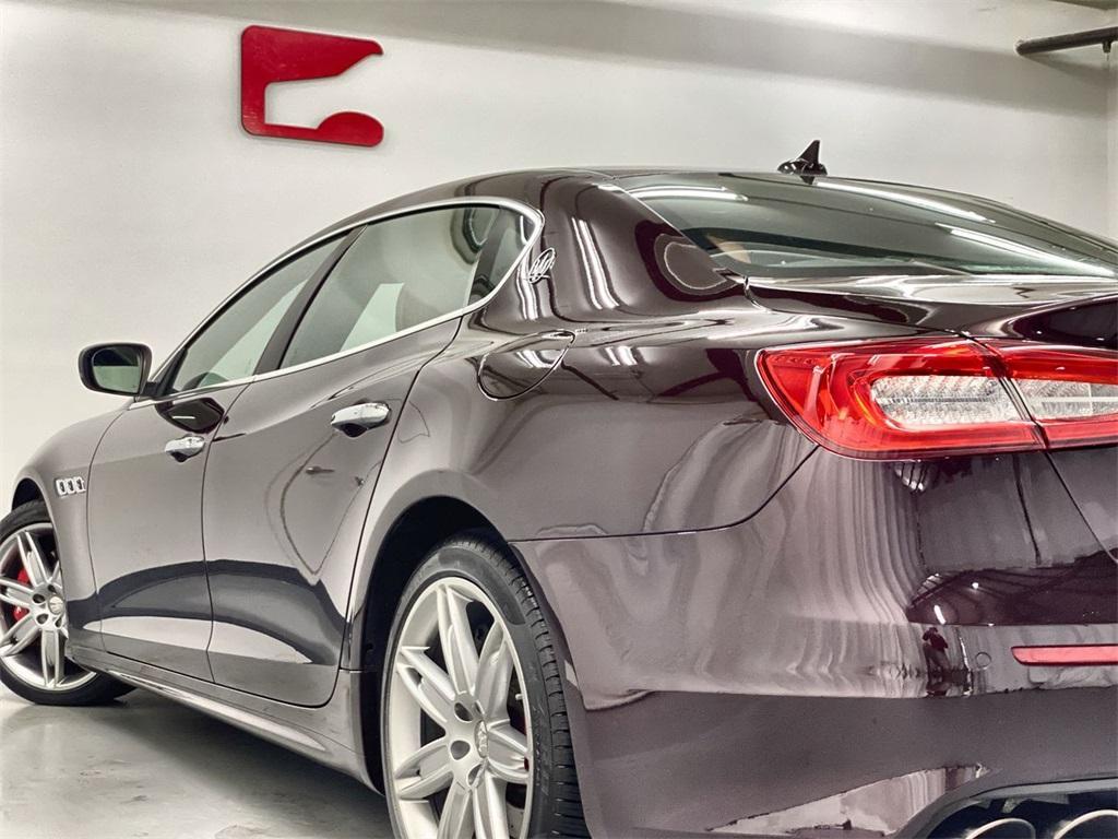 Used 2017 Maserati Quattroporte S Q4 GranLusso for sale $49,999 at Gravity Autos Marietta in Marietta GA 30060 13
