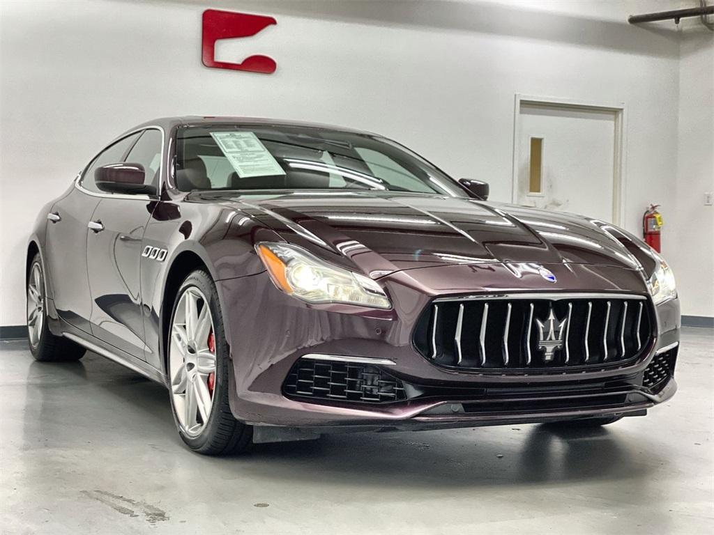 Used 2017 Maserati Quattroporte S Q4 GranLusso for sale $49,999 at Gravity Autos Marietta in Marietta GA 30060 2