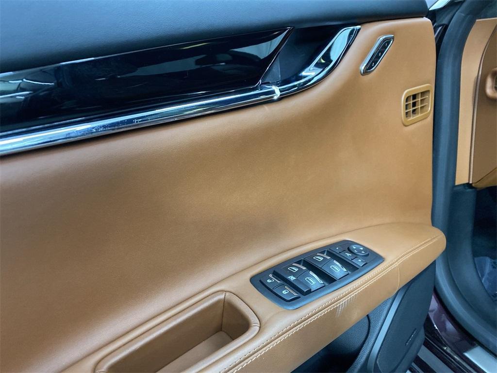 Used 2017 Maserati Quattroporte S Q4 GranLusso for sale $49,999 at Gravity Autos Marietta in Marietta GA 30060 21