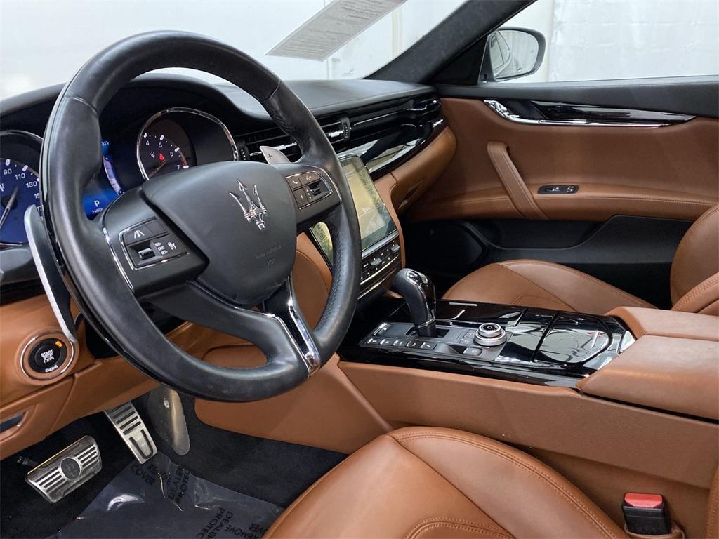 Used 2017 Maserati Quattroporte S Q4 GranLusso for sale $49,999 at Gravity Autos Marietta in Marietta GA 30060 24