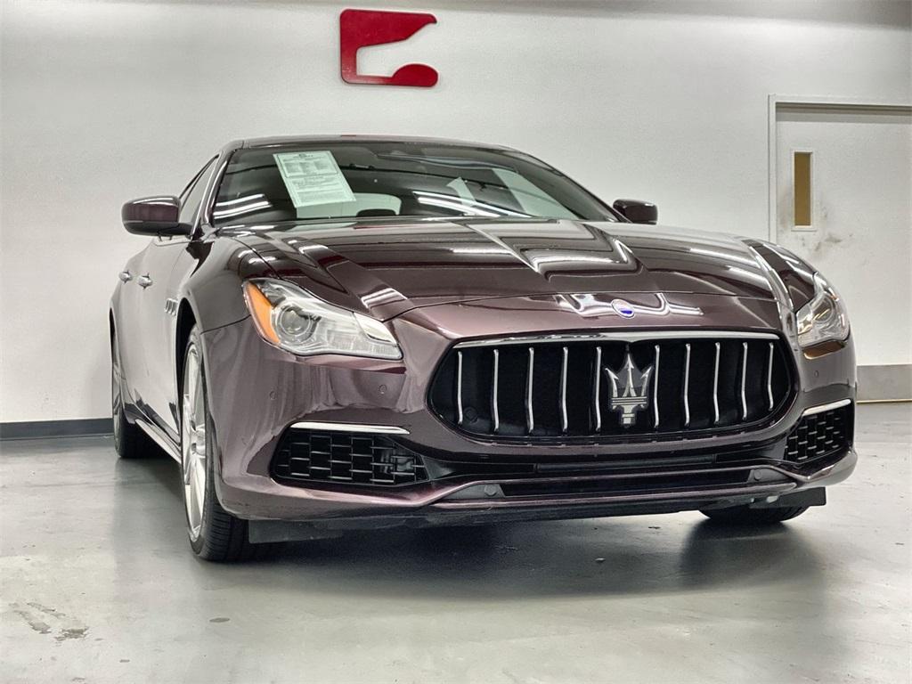 Used 2017 Maserati Quattroporte S Q4 GranLusso for sale $49,999 at Gravity Autos Marietta in Marietta GA 30060 3