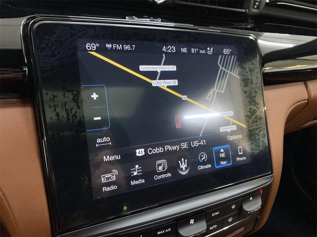 Used 2017 Maserati Quattroporte S Q4 GranLusso for sale $49,999 at Gravity Autos Marietta in Marietta GA 30060 31