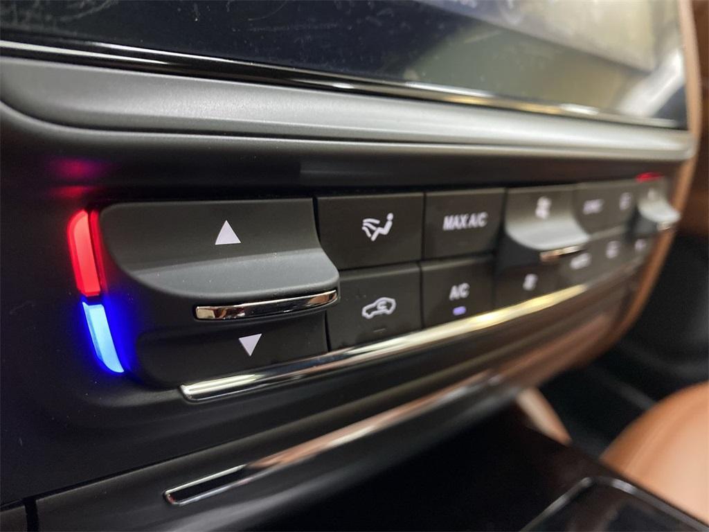 Used 2017 Maserati Quattroporte S Q4 GranLusso for sale $49,999 at Gravity Autos Marietta in Marietta GA 30060 35