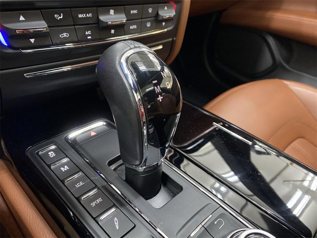 Used 2017 Maserati Quattroporte S Q4 GranLusso for sale $49,999 at Gravity Autos Marietta in Marietta GA 30060 36