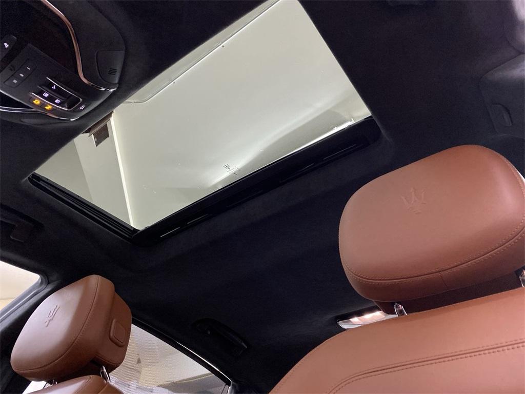 Used 2017 Maserati Quattroporte S Q4 GranLusso for sale $49,999 at Gravity Autos Marietta in Marietta GA 30060 39