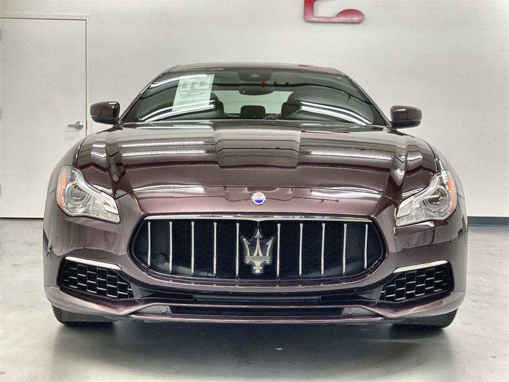 Used 2017 Maserati Quattroporte S Q4 GranLusso for sale $49,999 at Gravity Autos Marietta in Marietta GA 30060 4