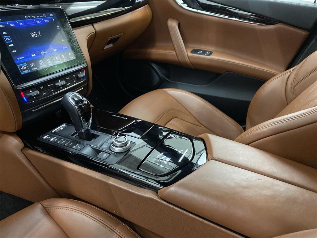 Used 2017 Maserati Quattroporte S Q4 GranLusso for sale $49,999 at Gravity Autos Marietta in Marietta GA 30060 40