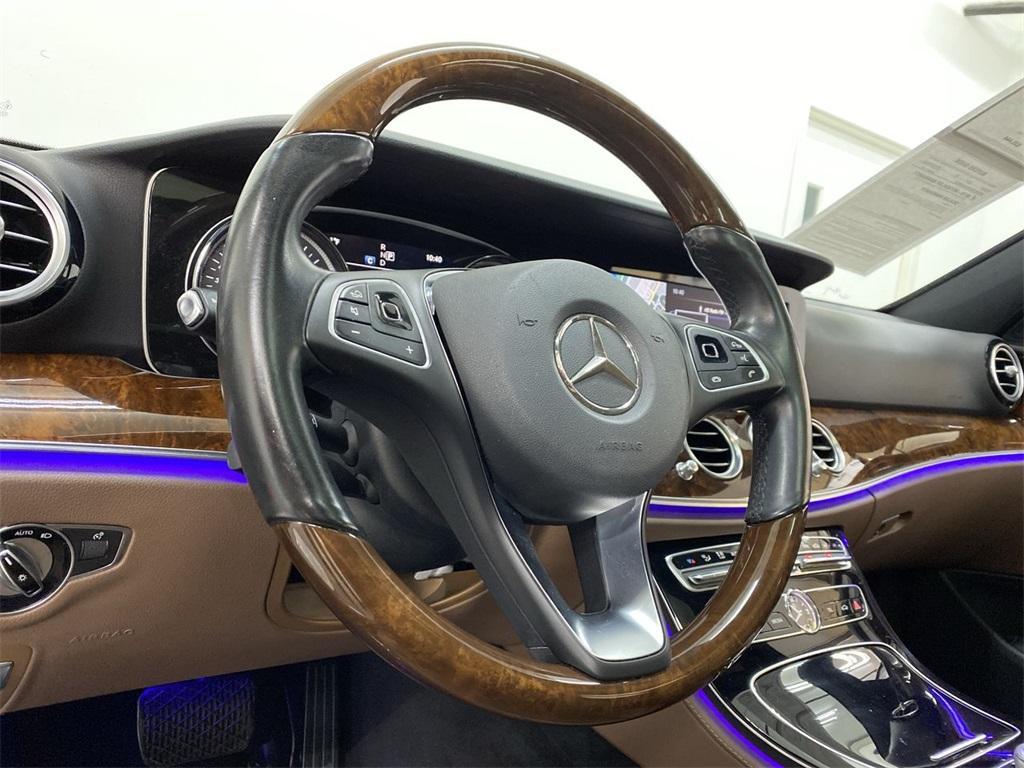 Used 2017 Mercedes-Benz E-Class E 300 for sale Sold at Gravity Autos Marietta in Marietta GA 30060 24
