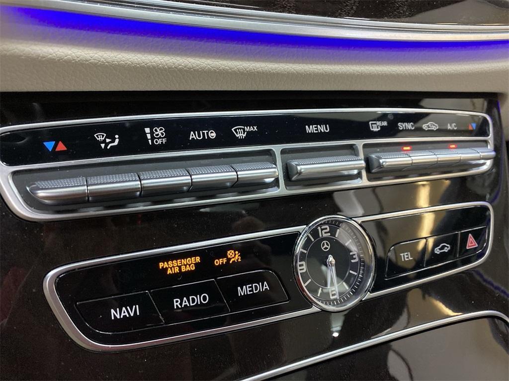 Used 2019 Mercedes-Benz E-Class E 300 for sale $42,888 at Gravity Autos Marietta in Marietta GA 30060 35
