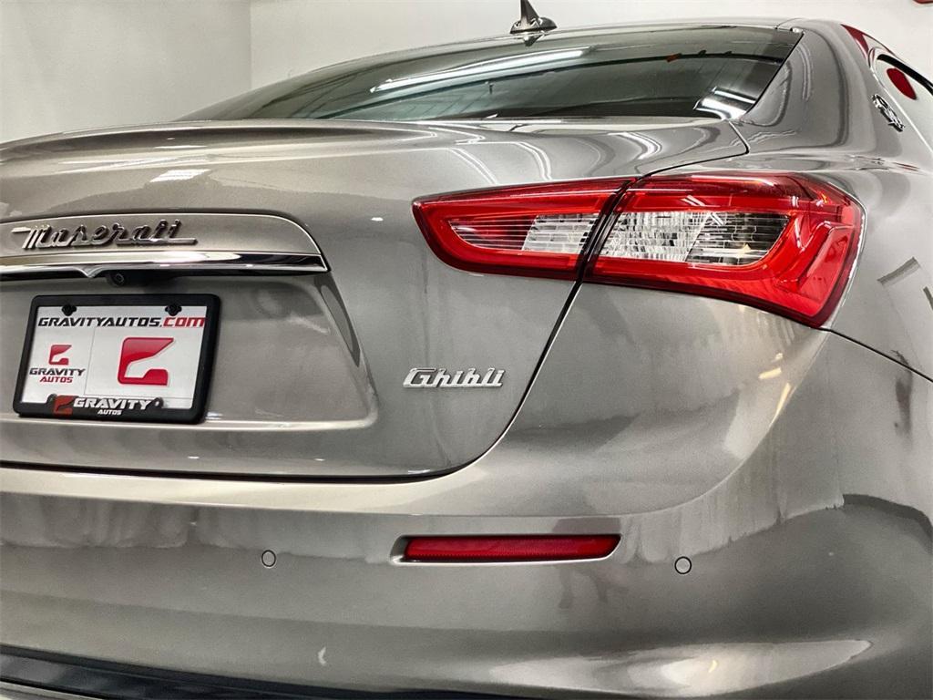 Used 2018 Maserati Ghibli S for sale $46,888 at Gravity Autos Marietta in Marietta GA 30060 11