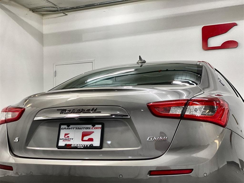 Used 2018 Maserati Ghibli S for sale $46,888 at Gravity Autos Marietta in Marietta GA 30060 12