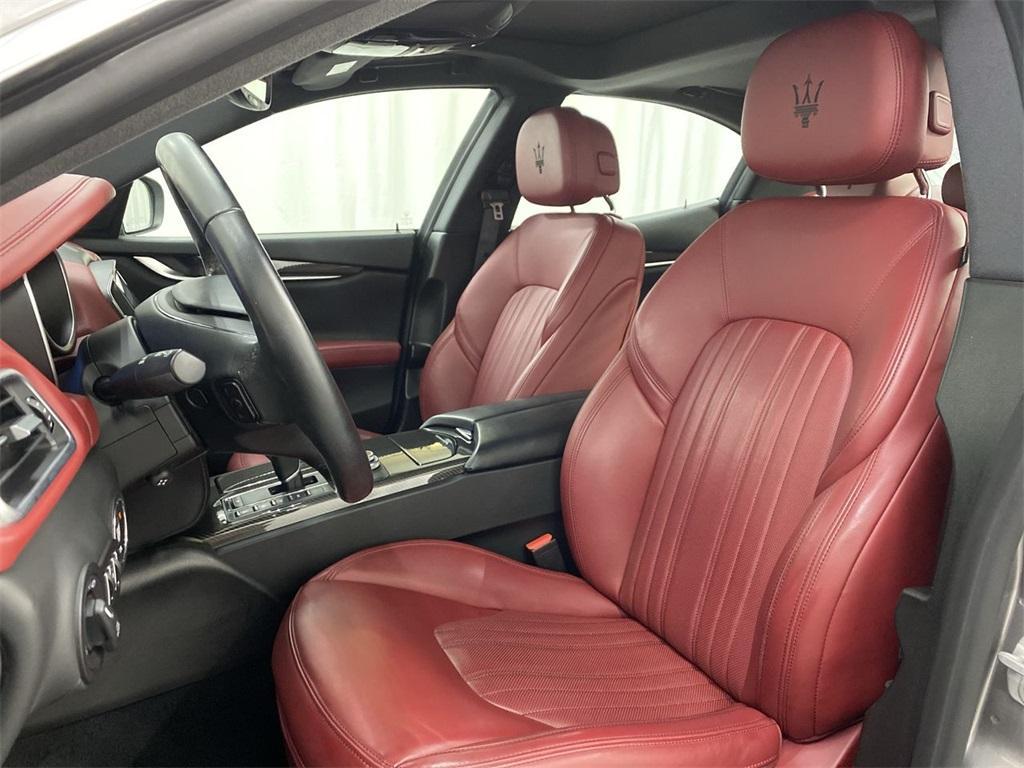 Used 2018 Maserati Ghibli S for sale $46,888 at Gravity Autos Marietta in Marietta GA 30060 17