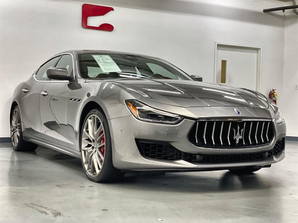 Used 2018 Maserati Ghibli S for sale $46,888 at Gravity Autos Marietta in Marietta GA 30060 2
