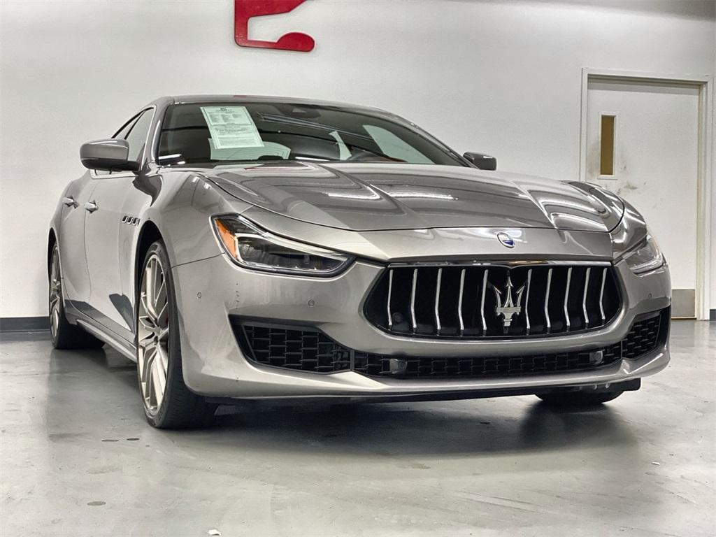 Used 2018 Maserati Ghibli S for sale $46,888 at Gravity Autos Marietta in Marietta GA 30060 3