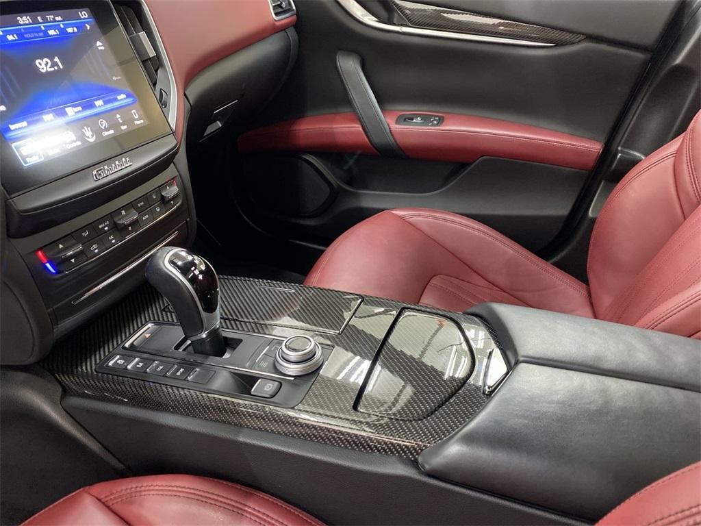 Used 2018 Maserati Ghibli S for sale $46,888 at Gravity Autos Marietta in Marietta GA 30060 38