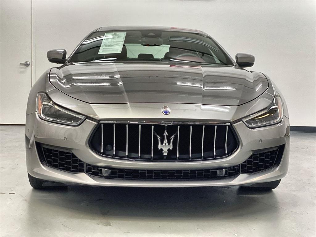 Used 2018 Maserati Ghibli S for sale $46,888 at Gravity Autos Marietta in Marietta GA 30060 4
