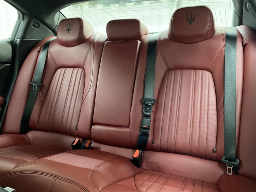 Used 2018 Maserati Ghibli S for sale $46,888 at Gravity Autos Marietta in Marietta GA 30060 40