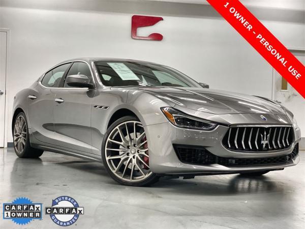 Used 2018 Maserati Ghibli S for sale $46,888 at Gravity Autos Marietta in Marietta GA