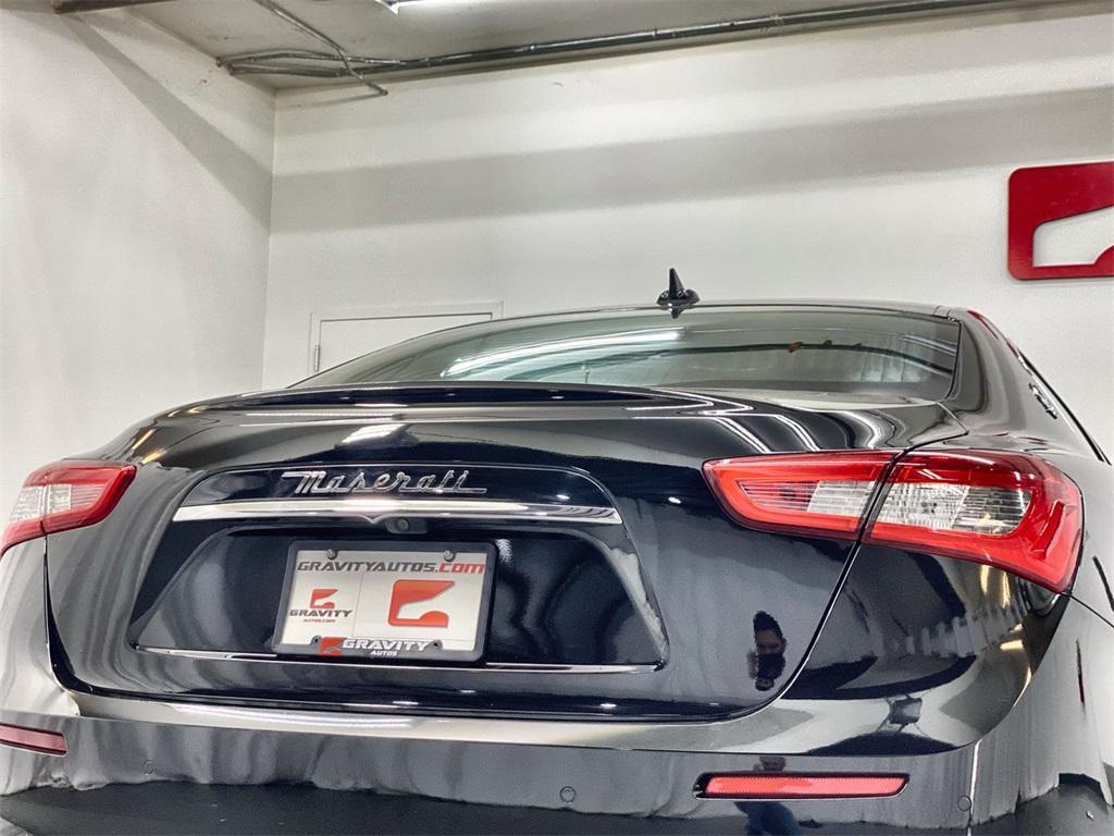 Used 2018 Maserati Ghibli for sale $44,888 at Gravity Autos Marietta in Marietta GA 30060 12