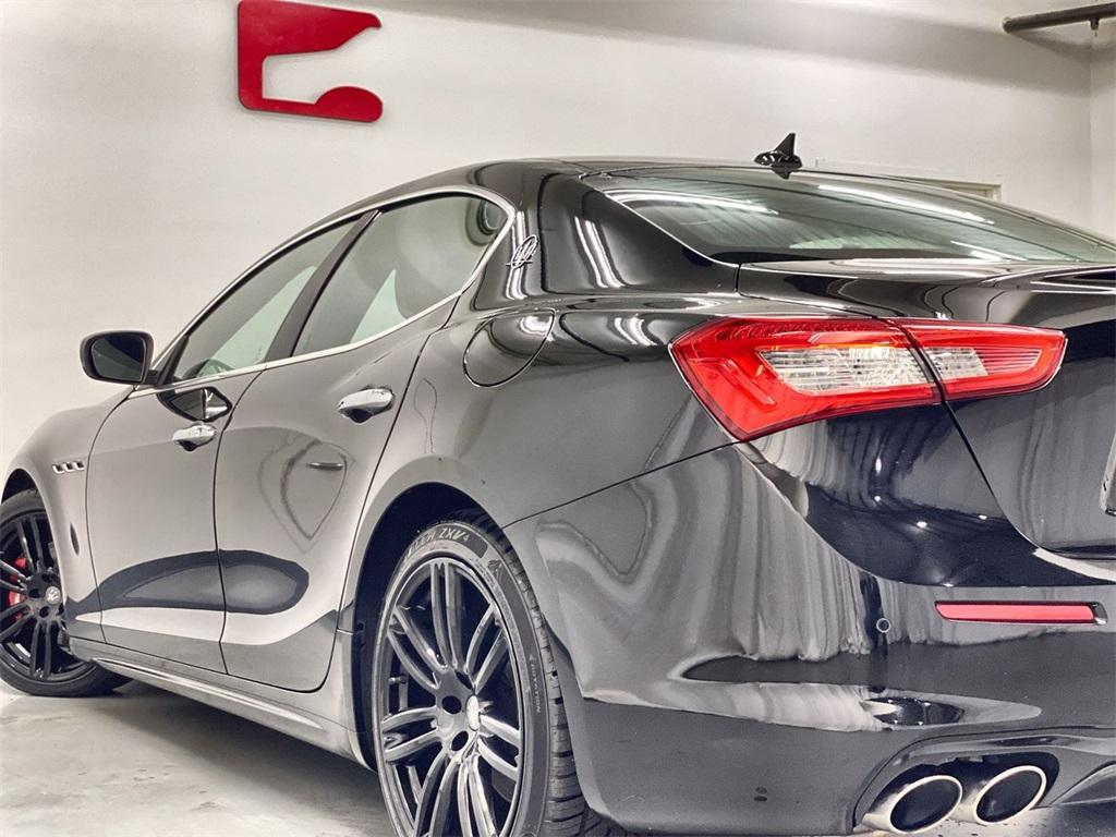 Used 2018 Maserati Ghibli for sale $44,888 at Gravity Autos Marietta in Marietta GA 30060 13