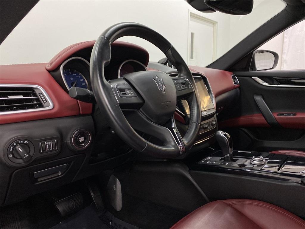 Used 2018 Maserati Ghibli for sale $44,888 at Gravity Autos Marietta in Marietta GA 30060 22