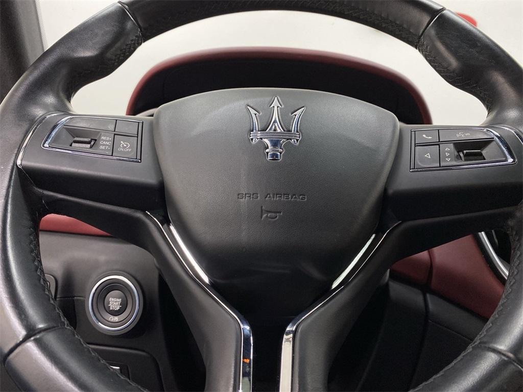 Used 2018 Maserati Ghibli for sale $44,888 at Gravity Autos Marietta in Marietta GA 30060 24