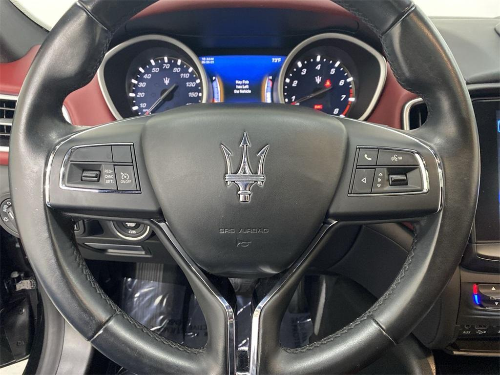 Used 2018 Maserati Ghibli for sale $44,888 at Gravity Autos Marietta in Marietta GA 30060 27