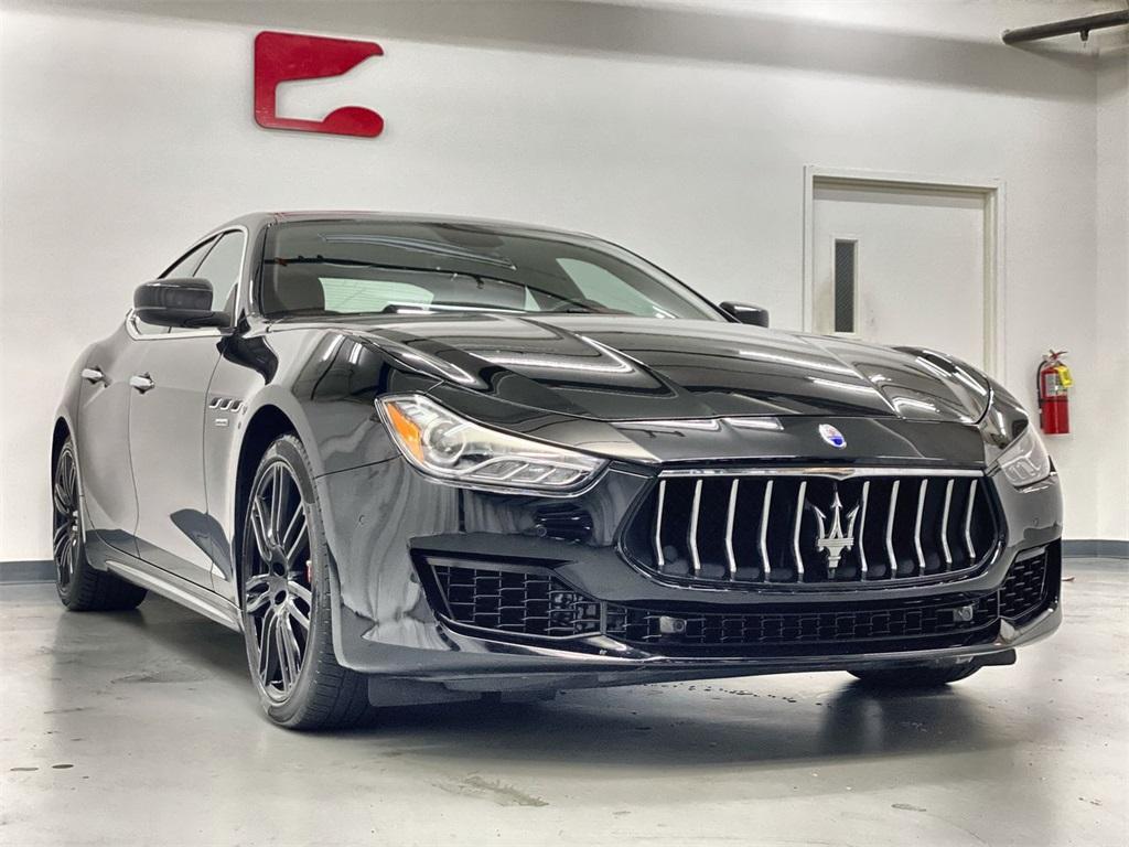 Used 2018 Maserati Ghibli for sale $44,888 at Gravity Autos Marietta in Marietta GA 30060 3