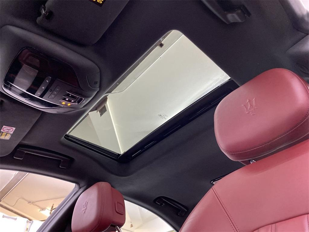 Used 2018 Maserati Ghibli for sale $44,888 at Gravity Autos Marietta in Marietta GA 30060 38