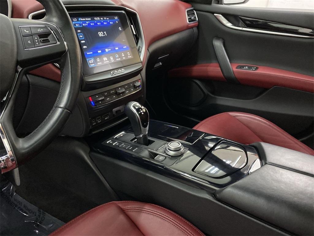 Used 2018 Maserati Ghibli for sale $44,888 at Gravity Autos Marietta in Marietta GA 30060 39