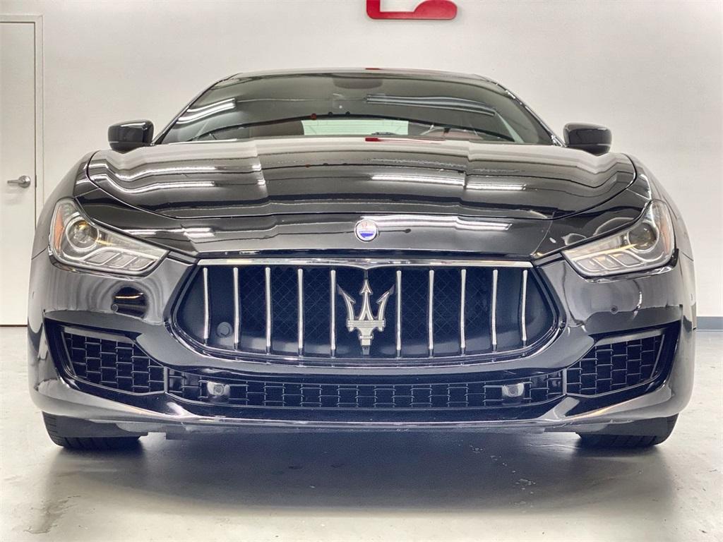 Used 2018 Maserati Ghibli for sale $44,888 at Gravity Autos Marietta in Marietta GA 30060 4