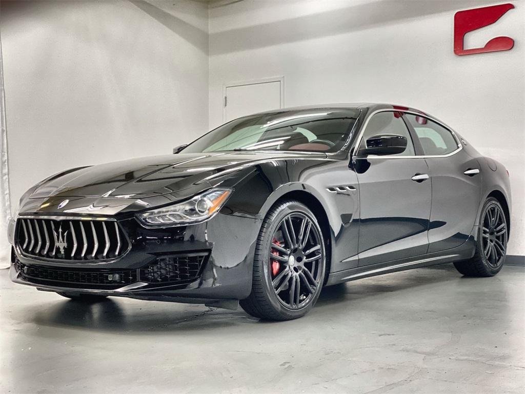 Used 2018 Maserati Ghibli for sale $44,888 at Gravity Autos Marietta in Marietta GA 30060 6