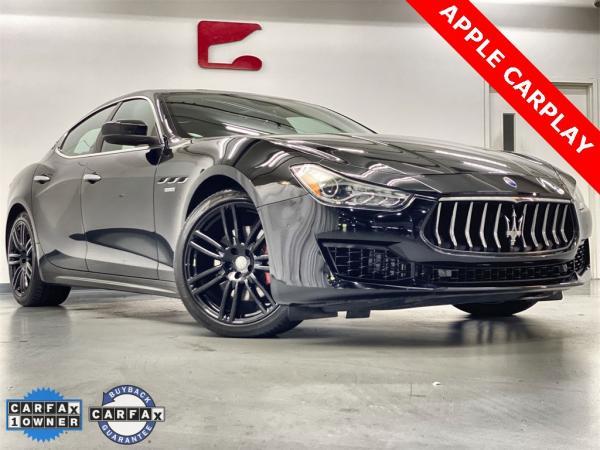 Used 2018 Maserati Ghibli for sale $44,888 at Gravity Autos Marietta in Marietta GA