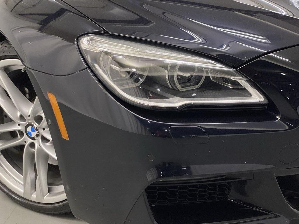 Used 2017 BMW 6 Series 640i Gran Coupe for sale $39,888 at Gravity Autos Marietta in Marietta GA 30060 10