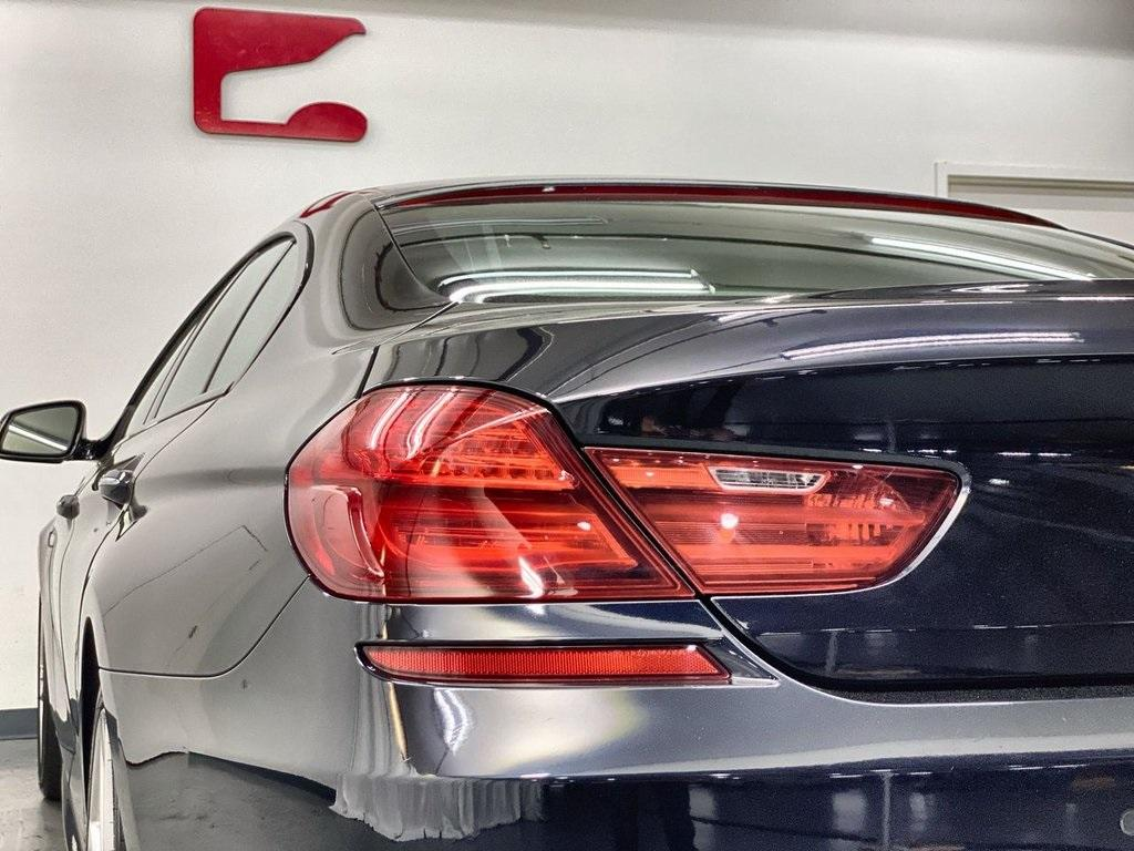 Used 2017 BMW 6 Series 640i Gran Coupe for sale $39,888 at Gravity Autos Marietta in Marietta GA 30060 11