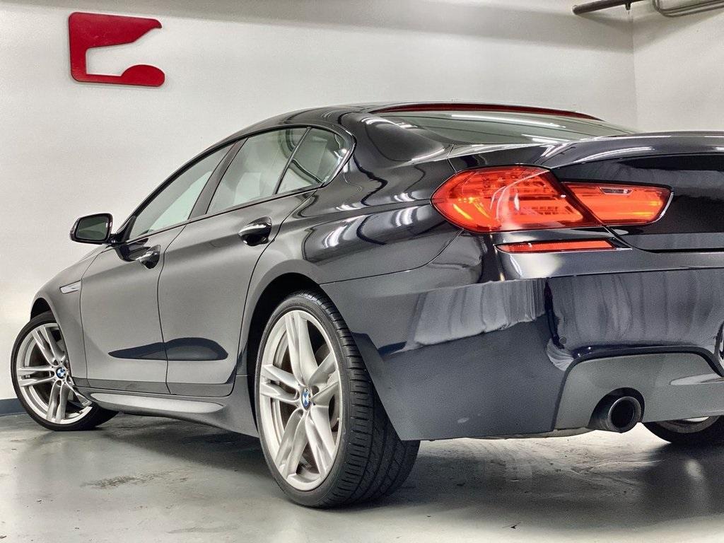 Used 2017 BMW 6 Series 640i Gran Coupe for sale $39,888 at Gravity Autos Marietta in Marietta GA 30060 13